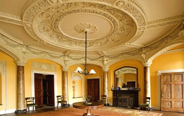 Hallway, Borris House co.Carlow
