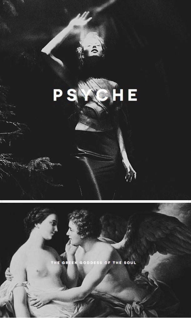 Psyche - Soul