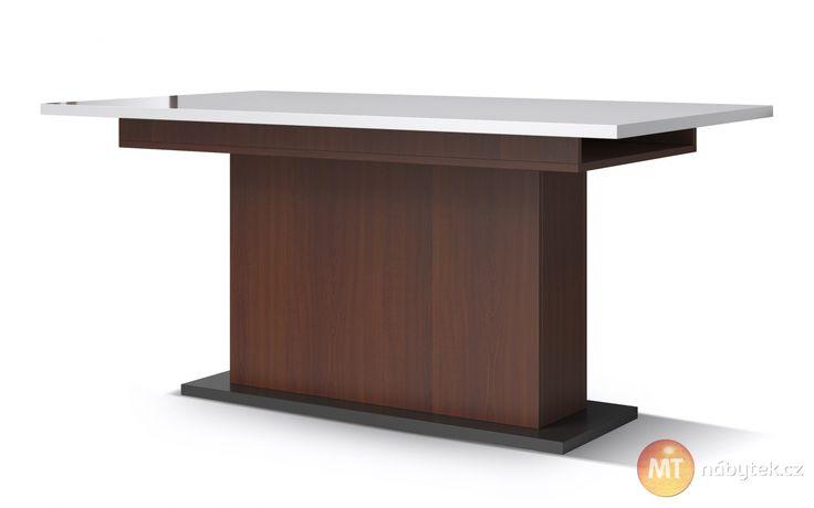 Velký moderní rozkládací stůl Cordelia  Cordelia furniture - dining table