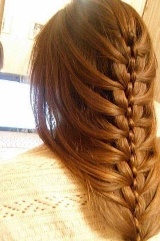 amazing braided hair