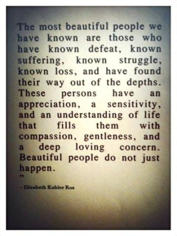 ...and it never feels good when you're in it.: Elizabeth Kubler Ross, Menu, So True, Well Said, Favorite Quotes, Beautiful People, Inspiration Quotes, Beautifulpeople, True Beautiful