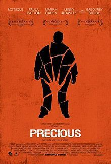 Inspired by Saul Bass - Precious movie poster