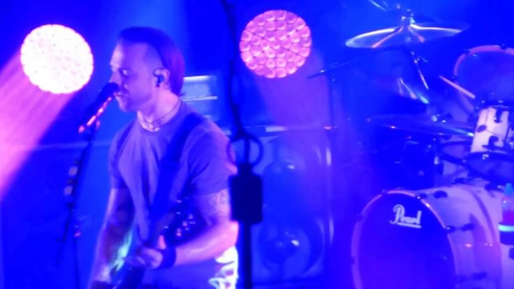 "BULLET FOR MY VALENTINE ""THE POISON "" @ DEN ATELIER LUXEMBOURG 2016"
