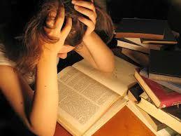 Las épocas de exámenes, suponen una dosis de estrés adicional en casa…