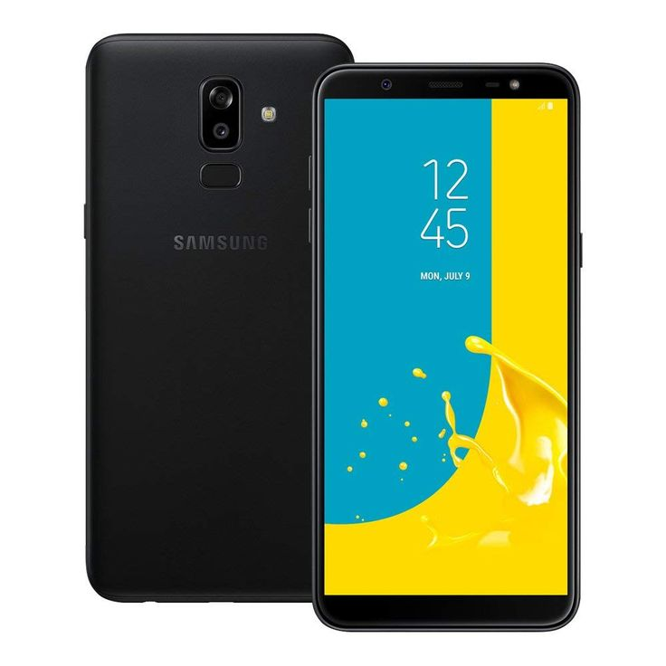 Samsung Galaxy J8 32gb Rom 3gb Ram 4g Phablet Black Samsung Galaxy Samsung Unlocked Cell Phones