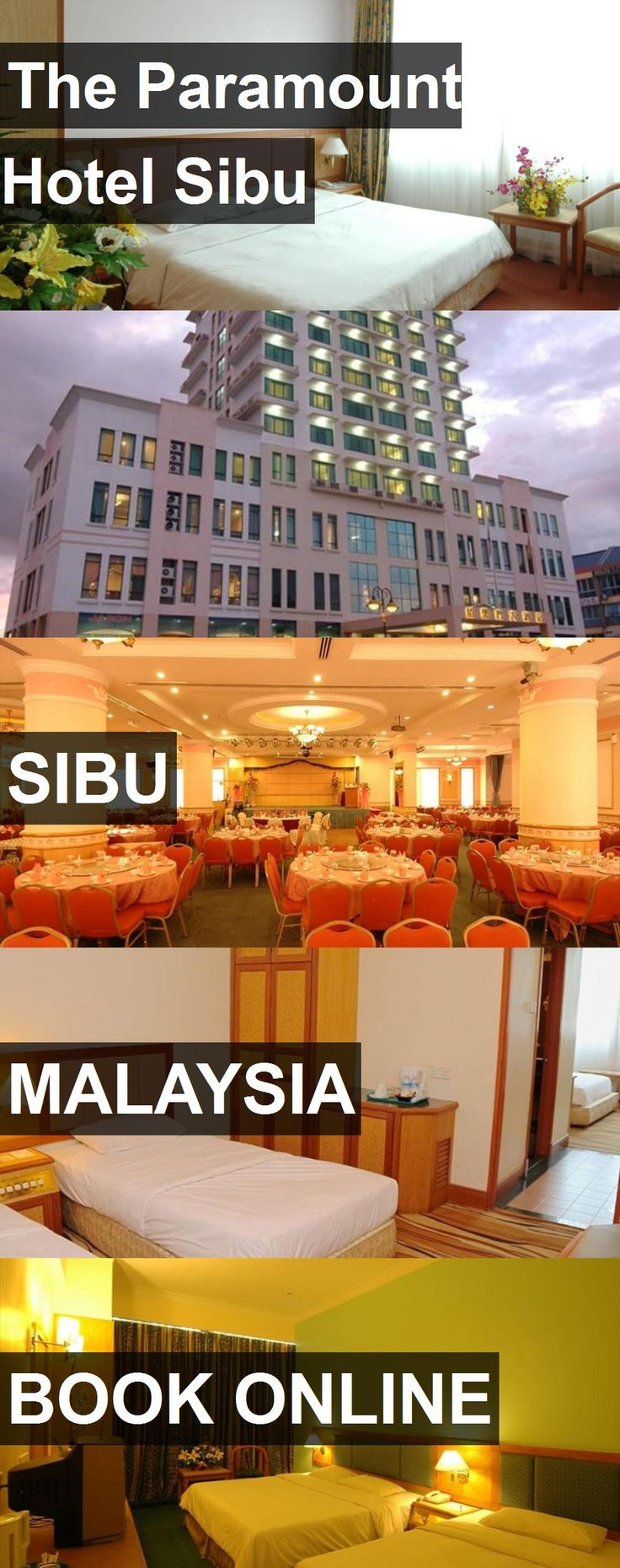Hotel The Paramount Hotel Sibu in Sibu, Malaysia. For more information, photos, reviews and best prices please follow the link. #Malaysia #Sibu #TheParamountHotelSibu #hotel #travel #vacation