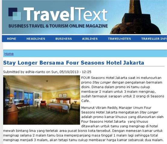 Travel Text