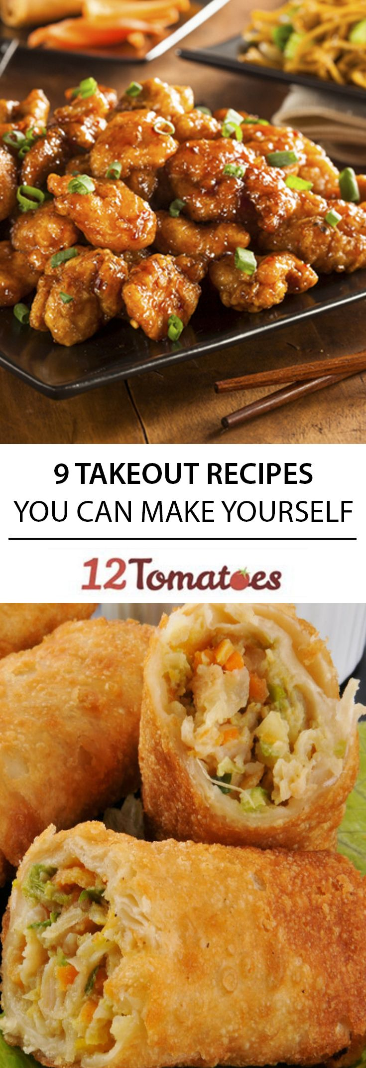 9 Recipes - Better Than Takeout