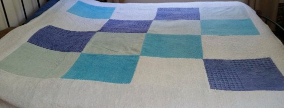 Check out this item in my Etsy shop https://www.etsy.com/au/listing/501572570/upcycled-vintage-chenille-patchwork