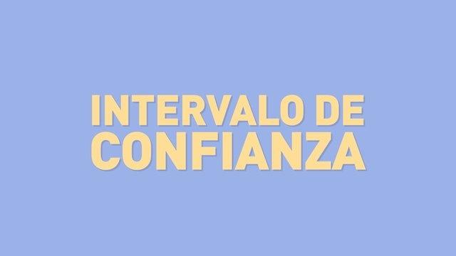 TTi Intervalos de confianza. by Raul Avila