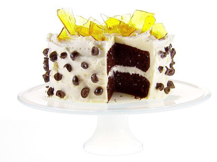 Chocolate Mascarpone Cake Giada