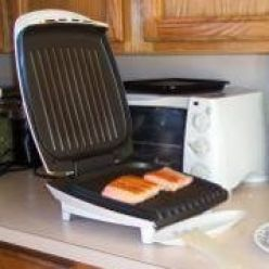 My Favorite Kitchen Gadget: The George Foreman Grill