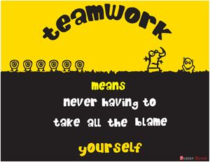The gallery for --> Teamwork Office Banner