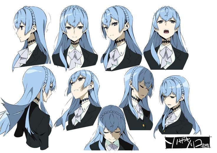 Anime Character Design Reference : Kiznaiver anime pinterest character design