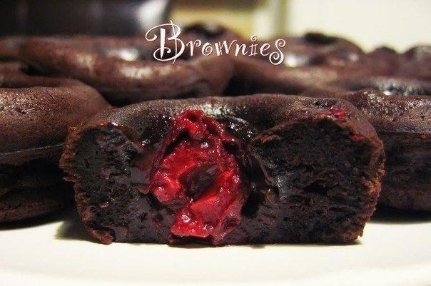 Фото к рецепту: Американские брауни