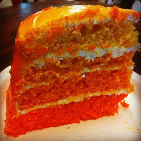 orange dreamsicle cake   Recipes   Pinterest