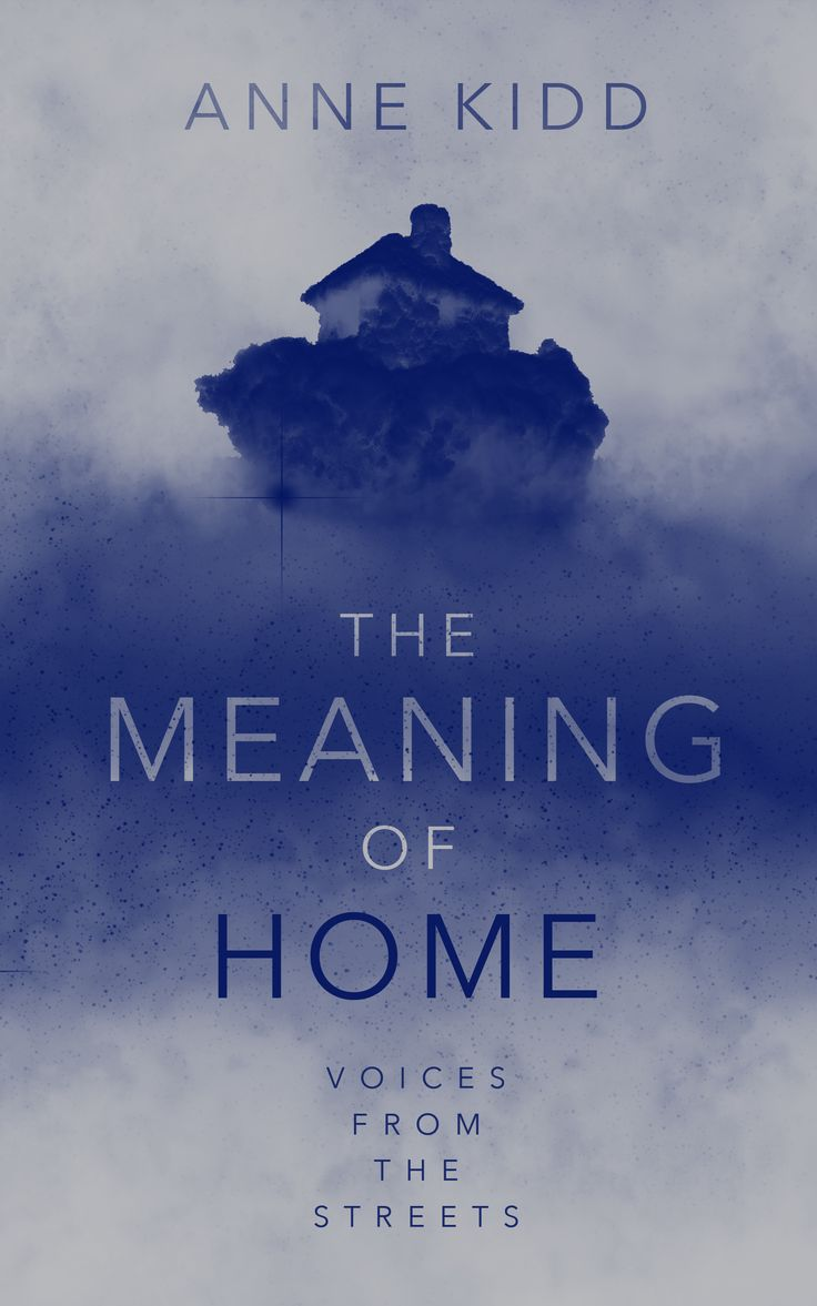 Book Cover Design For The Meaning Of Home