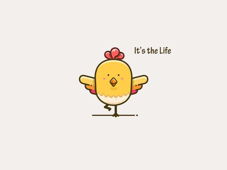Chicken by ZZ Wang