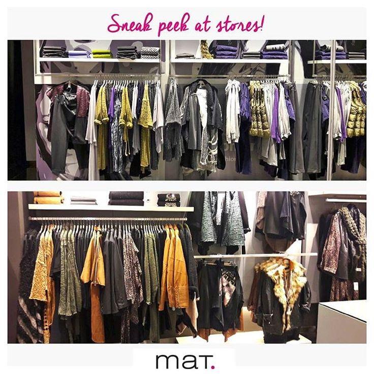 Η ηλιόλουστη μέρα ξεκίνησε με μία βόλτα στο κατάστημα μας στο @avenuemallathens ! H ματιά πέφτει σε εντυπωσιακά ρούχα σε χρώματα μωβ, χακί, πράσινο, μπορντώ αλλά και στα μοναδικά animal prints! #matfashion #fallwinter16 #collection #ootd #shopping #avenuemall #mat_avenue #mall #streetstyle #inspiration