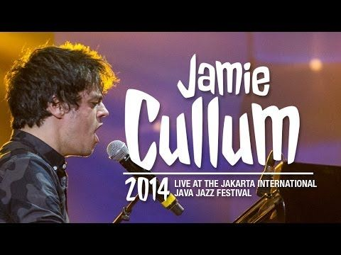 Jamie Cullum live at the Jakarta International Java Jazz Festival 2014, Friday February 28th - D2 Hall JIExpo Kemayoran Jakarta Indonesia. : YouTube - Published on 14 Mar 2014