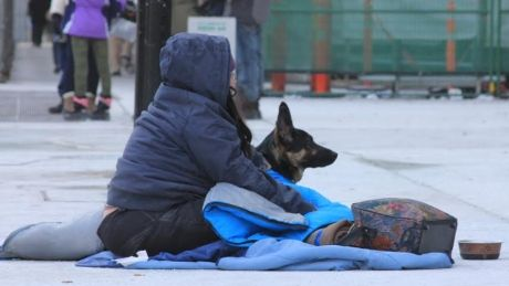 A pair of strangers united to shelter nearly 20 of Toronto's homeless in hotels http://www.cbc.ca/beta/news/canada/toronto/hotels-homeless-toronto-paramount-shelter-1.4469432