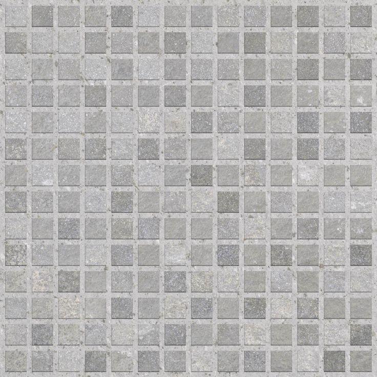 Mosaico Chau | Lamosa Pisos / 33 X 33 CM / Beige - Gris / Mate