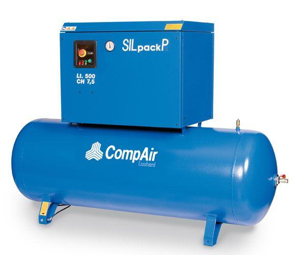 Compresseur Insonorise 10 Bar 500l Compresseur Insonorisation Filtre A Air