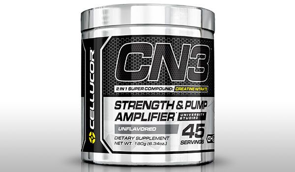 Cellucor CN3, 45 servings of unflavored NO3-T creatine nitrate