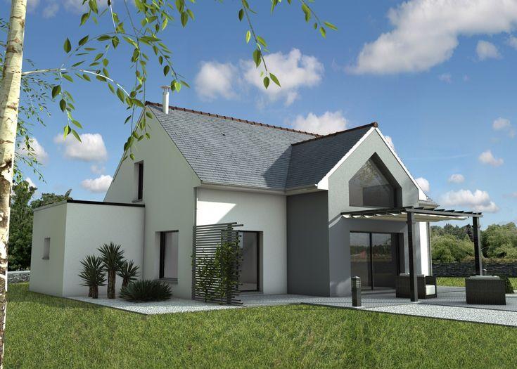 constructeur maison traditionnelle carquefou loire atlantique 44 | Depreux Construction