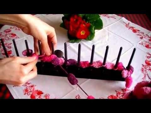 unusual knitting - poncho tutorial/ easy and quickly knitting - poncho tutorial/funny knitting -  poncho tutorial/netradiční pletení pro začátečníky/pletení na hrábích - pončo rychle a jednoduše/ zábavné pletení -pončo tutorial/poncho for begginers easy way Videa  - YouTube