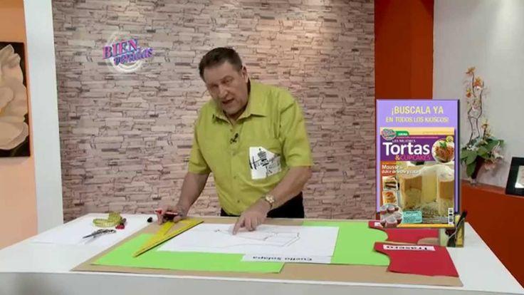 Hermenegildo Zampar.- Bienvenidas TV en HD -  Explica el cuello solapa.