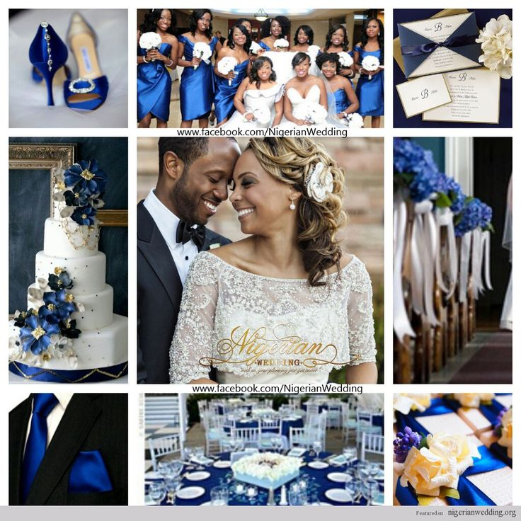 63 Best Nigerian Wedding Color Schemes Amp Themes Images On Pinterest