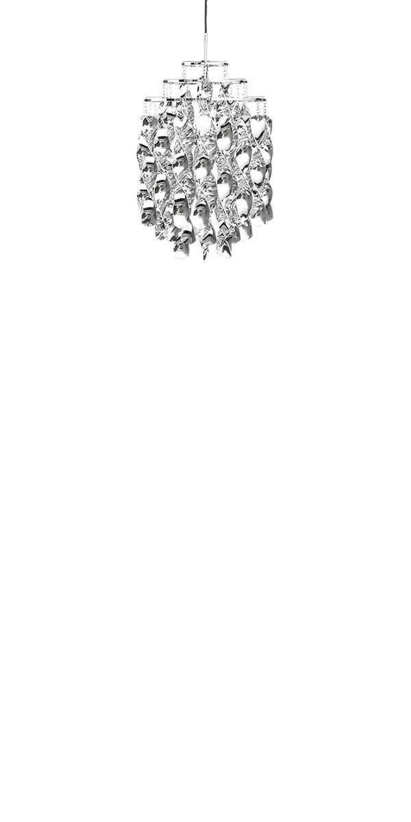 SPIRAL MINI - Pendant designed in 1969 by Verner Panton