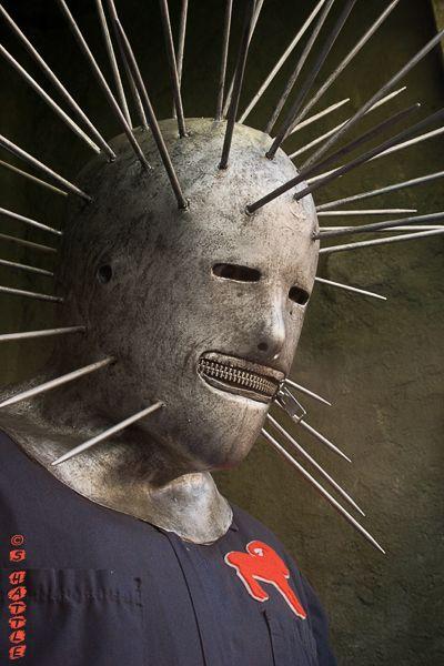 Craig Jones Slipknot Unmasked Infovisual