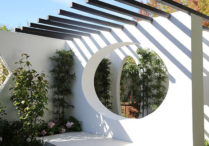 Contemporary Chinese Garden by Yue Yu |International Residential Garden Show|Flower Contest|WORLD FLOWER GARDEN SHOW 2015|HUIS TEN BOSCH ユーユ 庭の世界大会|世界フラワーガーデンショー2015|ハウステンボスリゾート