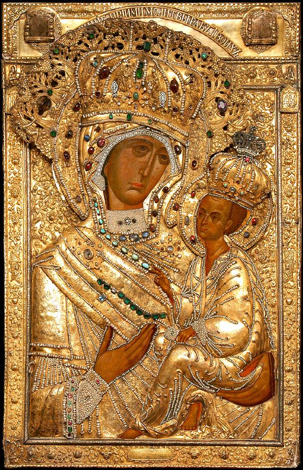 Appearance of the Tikhvin Icon of the Mother of God - Orthodox Church in America