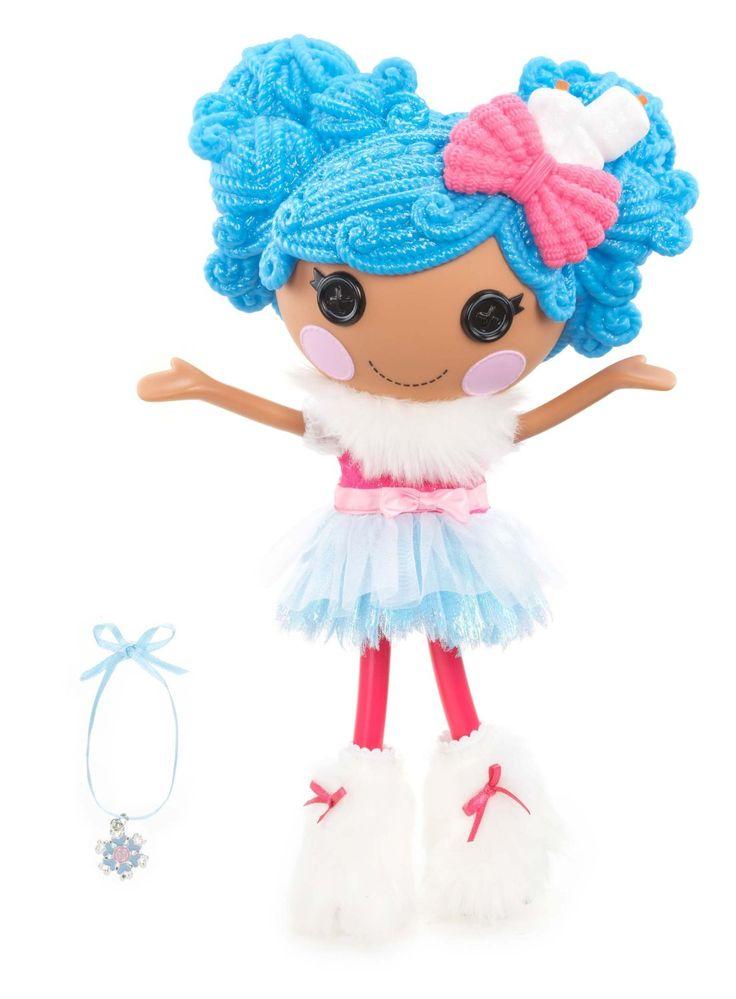 Lalaloopsy-Girls-Dolls- Mittens Fluff 'N' Stuff