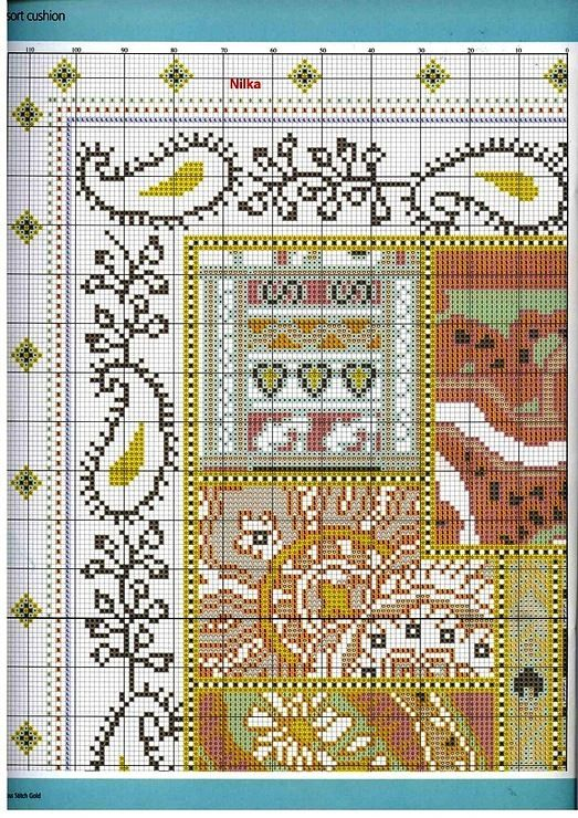 Gallery.ru / Фото #5 - Napkins, Carpets, Pillows 2 - Summerville