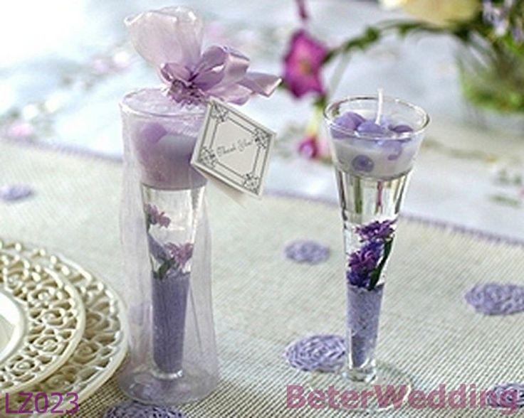 Wedding Decoration Garden Glass Gel Candle - Lavender_Birthday Favor_party Gift_event Souvenir LZ023 #weddingfavors, #babyshowerfavors, #Thankyougifts #weddingdecoration #jars #weddinggifts #birthdaygift #valentinesgifts #partygifts #partyfavors #novelties #gift #gifts #beterwedding
