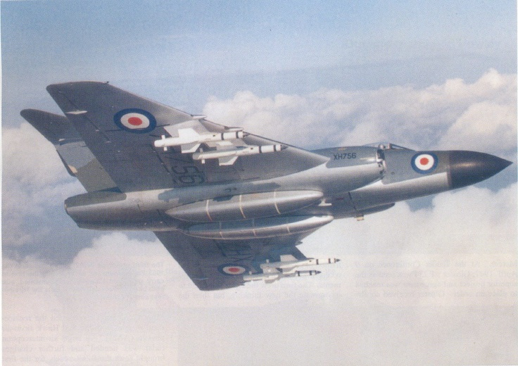 Gloster Javelin   Gloster Javelin Mk 5 and 7