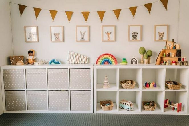 42 Essential Things For Playroom Decor Diy Toy Rooms 52 Kid
