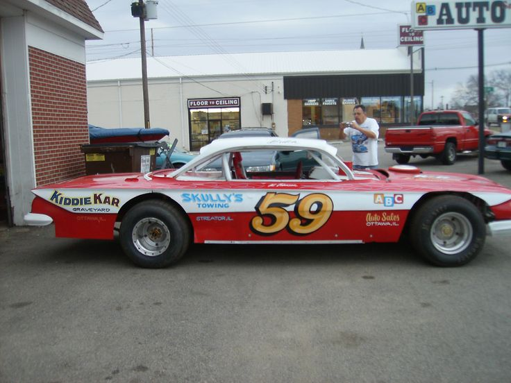 Vintage Modified Race Car 30