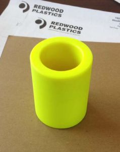 Our improved kiln cart bushing is now in use at multiple mills on the Pacific coast and the feedback has been extremely positive. These bushings are yet another example of the type of innovative industrial plastic solution Redwood Plastics can supply.