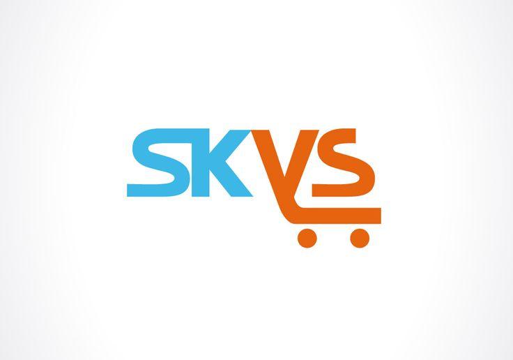 skys logo  #logodesign #logo #e-commerce #e-commercelogo #blue #orange