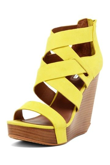 Stacey Strappy Wedge
