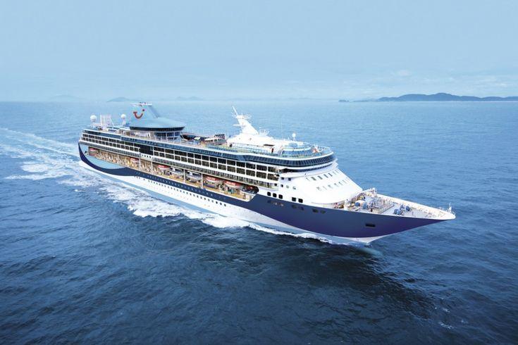 TUI Discovery in future (ex Splendour of the Seas).