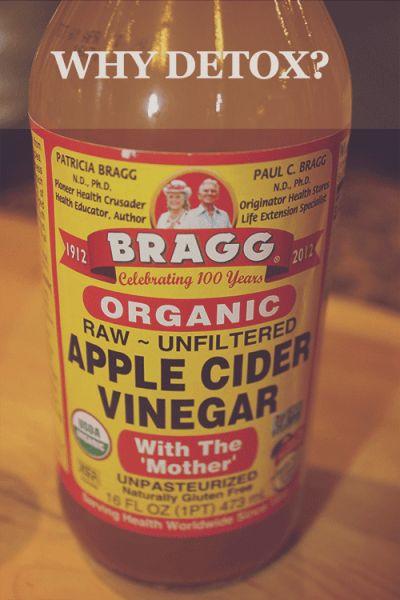 Apple Cider Vinegar Detox For Health Benefits Amp Weight