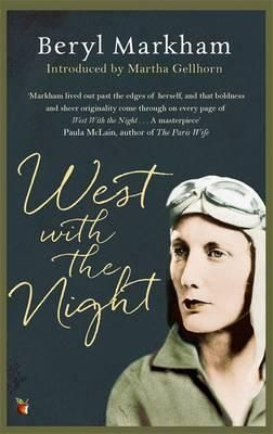West with the Night - Beryl Markham - memoir. Very good. Original writing making for a strong voice. Very exciting at times. 4.5 stars