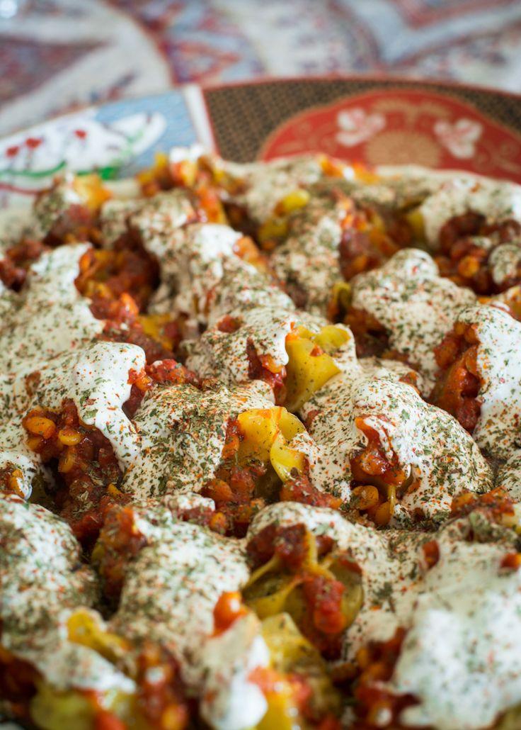 Mantu - (Afghan Beef Dumplings Recipe) So incredibly delicious!