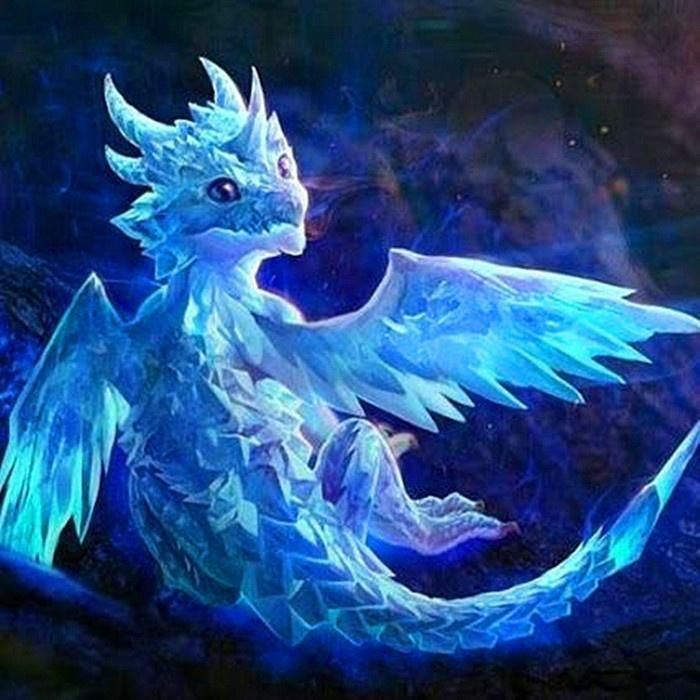 5D DIY Art Dragon Wall Decor, Four Designs To Choose From
